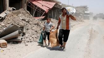 Иран му понуди помош на Ирак во обновата на Мосул