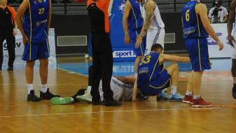 АБА лига: Петгодишна суспензија за КК Карпош соколи