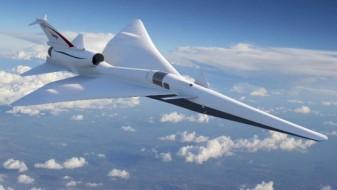 """НАСА ќе лансира """"тивок"""" авион кој двојно ќе го скрати времето на летање"""