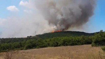 Пожарот кај Чашка локализиран