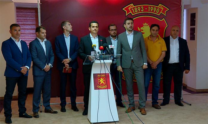 """Анкета на """"Maкфакс"""": 79 отсто од поддржувачите и симпатизерите се за реформи во ВМРО-ДПМНЕ"""