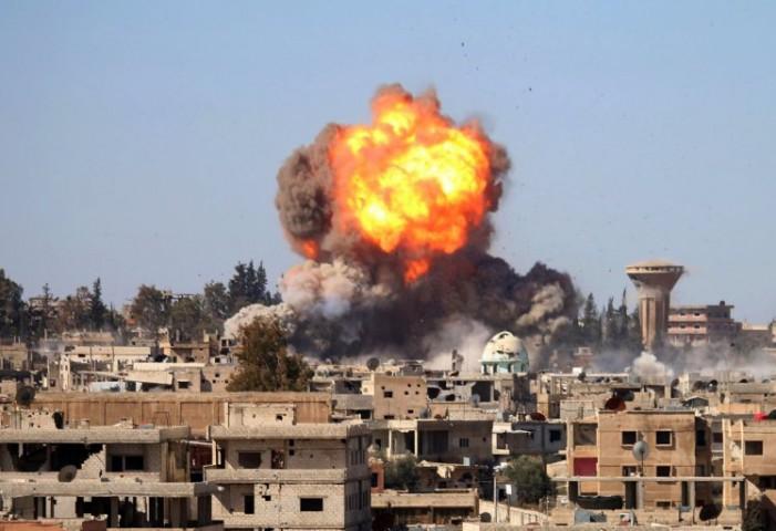 Три сириски бунтовнички групи договорија примирје