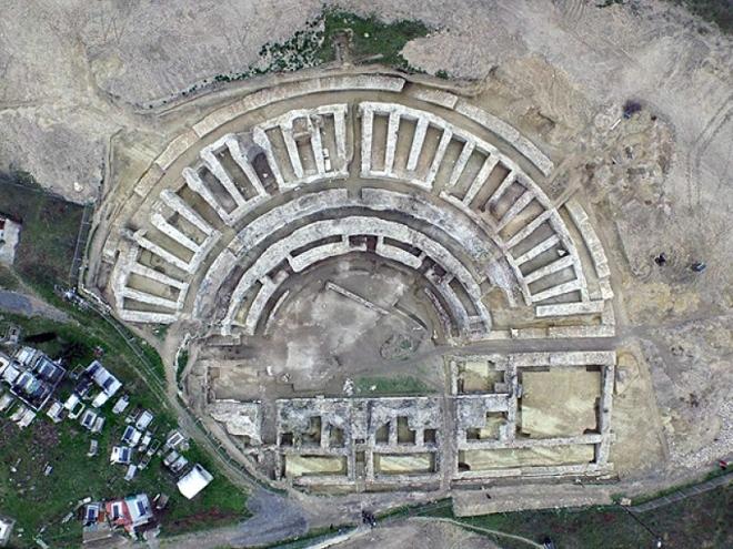 ВМРО ДПМНЕ сака да се гради новиот антички театар во Скупи