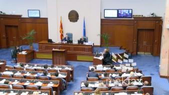 Трет ден расправа за буџетот: ВМРО ДПМНЕ обвинува – СДСМ го брани ребалансот