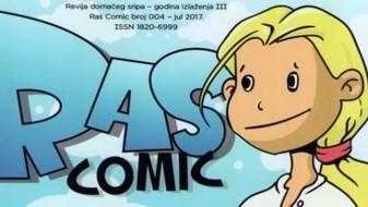 Македонски цртачи на шестата стрип-колонија во Рашка