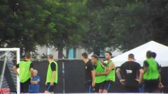 (Видео) Нејмар предизвика тепачка на тренингот на Барселона