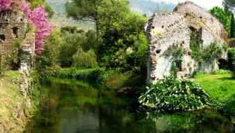 Нинфа – најромантичната градина во светот
