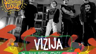 """Скопскиот бенд """"Визија"""" утре ќе настапи на Егзит"""