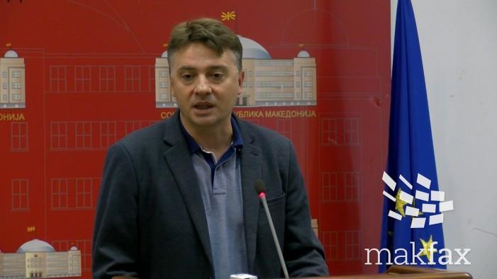 (ВИДЕО) Шилегов: ДПМНЕ да ја смени реториката со која сака да направи инцидент во Собранието