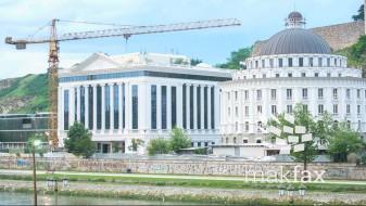 Барокната градска куќа ќе ја доградува следниот градоначалник на Скопје
