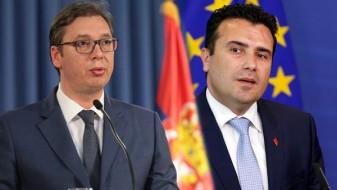 Заев и Вучиќ се договорија да не се караат