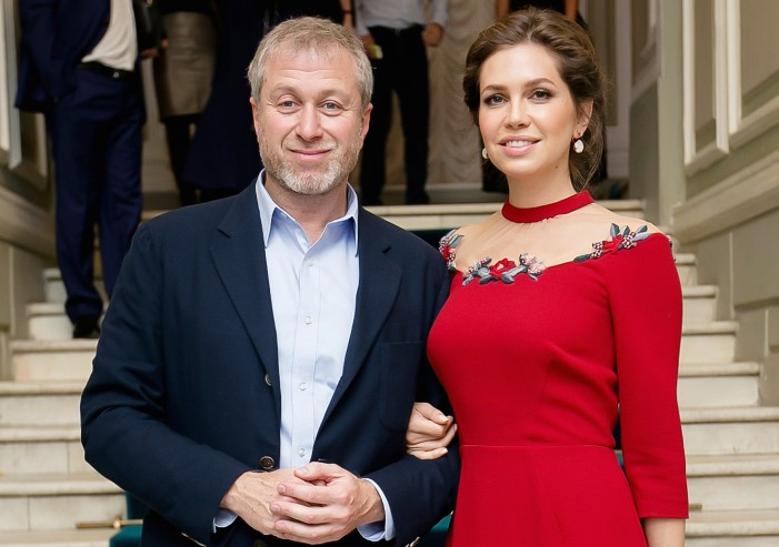 Роман Абрамович се разведе