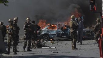 Најмалку пет жртви во самоубиствен бомбашки напад во Авганистан