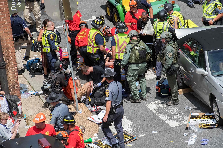 Едно лице загина на протестот во Вирџинија
