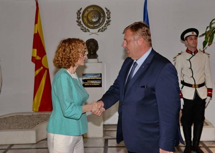 Каракачанов ќе ни помага за членство во НАТО