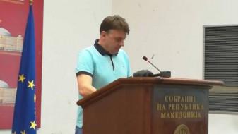 (ВИДЕО) Шилегов: Разрешувањето на Зврлевски чинеше 240 илјади евра