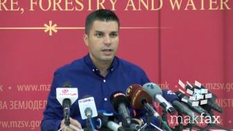 Николовски: Наскоро целосно ќе бидат исплатени субвенциите за 2016 година