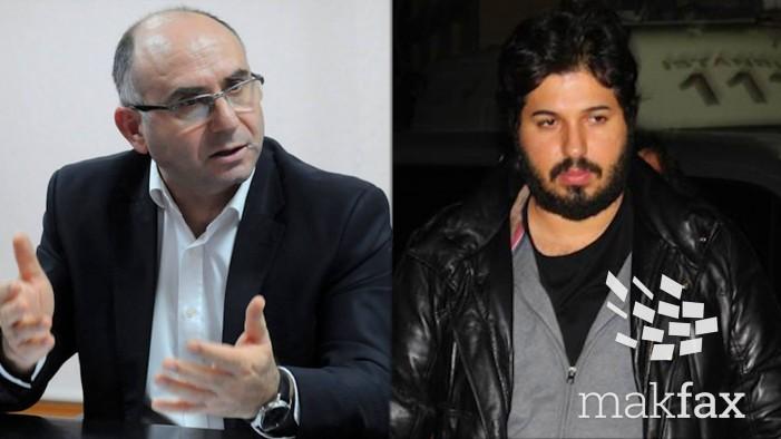 """""""Макфакс"""" истражува: Чавков му дал македонски пасош на уапсениот иранско-турски милијардер"""