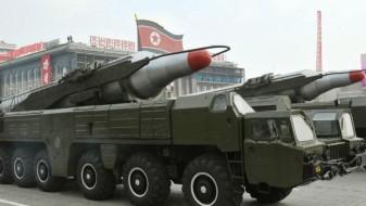 Пјонгјанг се обидел да испрати оружје на сириска агенција за хемиско оружје
