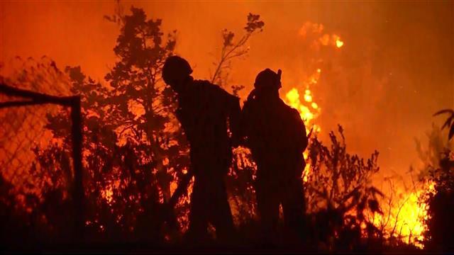 Хрватите ги подметнуваат Србите за подметнување пожари
