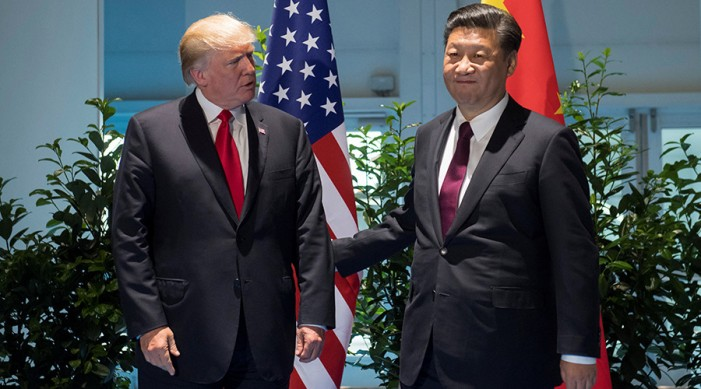 Си Џинпинг на Трамп: Внимавај на зборовите со Пјонгјанг