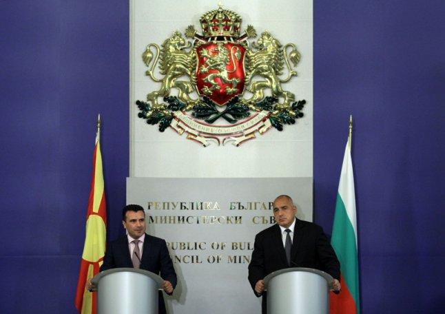 Борисов и Заев денес ќе стават потпис на заедничката историја