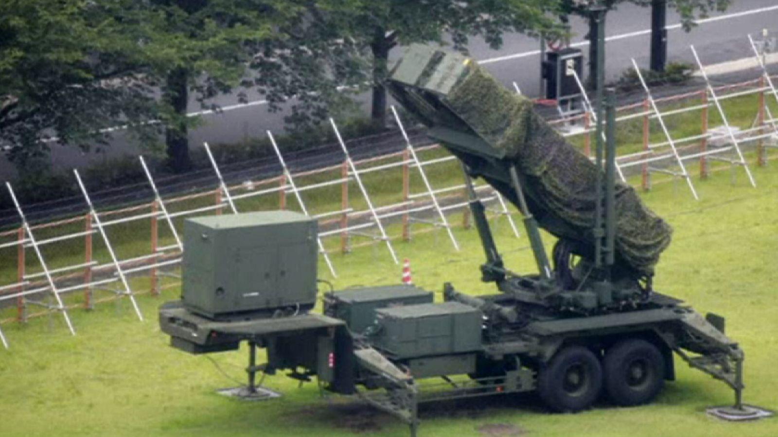 Јапонија распоредува проектили ПАЦ 3 во западниот дел од земјата