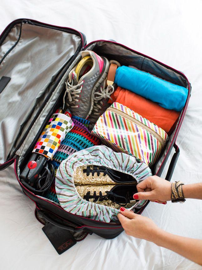 Која е тајната на совршено спакуван куфер?