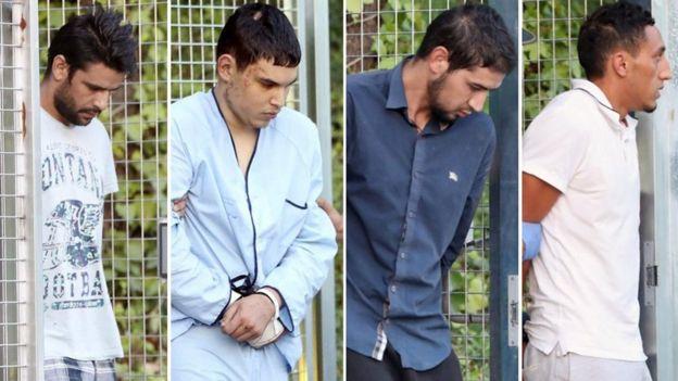 Преживеаните осомничени за нападите во Барселона пред судот во Мадрид