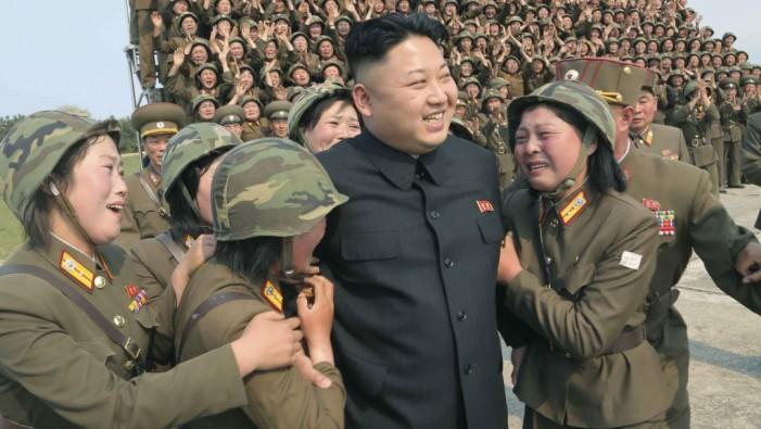 Северна Кореја: 3,5 милиони доброволци се јавиле да ѝ се приклучат на војската