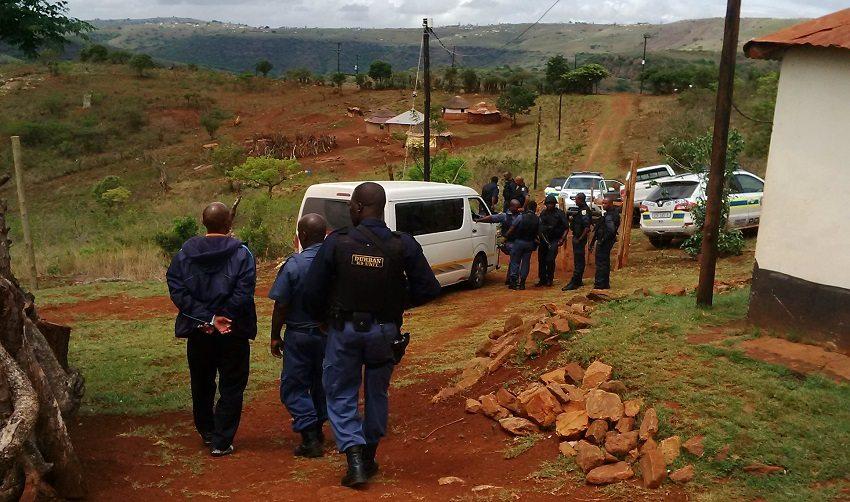 Јужноафриканци обвинети за канибализам