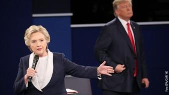 Хилари Клинтон: Се ежам од Трамп