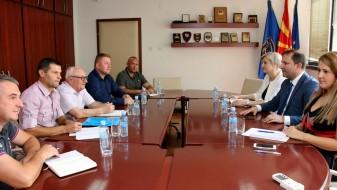 Професионалните војници побараа да бидат вработени во МВР