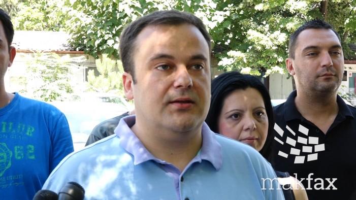 (ВИДЕО) Темелковски: Општина Кисела Вода реализирала 3,5 отсто од проектите, а должи 3 милиони евра