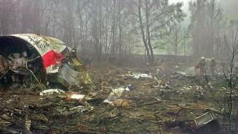 Полска: Отежнат пристапот до местото каде што се урна авионот на Качински