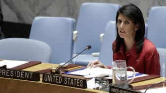 Амбасадорката на САД во ОН до Иран: Не можете да го држите целиот свет како заложник