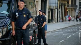 Шпанската полиција пронајде појас со експлозив