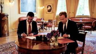 Потпишана заедничка изјава за партнерство и соработка меѓу Македонија и Норвешка