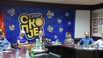 """Следните четири викенди богата музичка програма на """"Супер Скопје"""""""