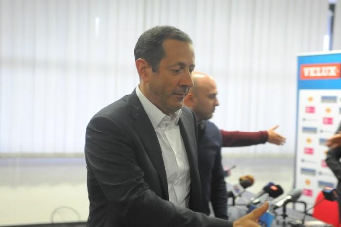 Самсоненко најави заминување од Вардар