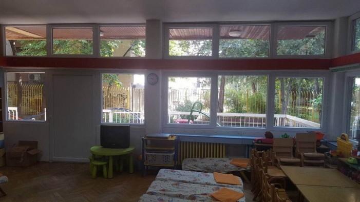 "По 35 години, реконструирана градинката ""Корчагин"""