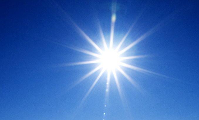 Сончево и топло