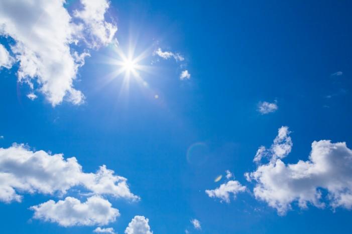 Претпладне топло со температури до 39 степени  попладне дожд