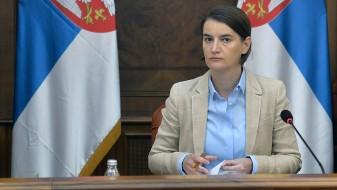 Разузнавачките дејства, според Брнабиќ, конкретна причина за повлекувањето од амбасадата