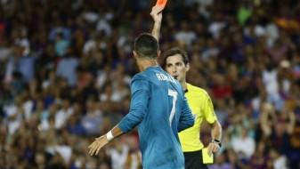 Шпанскиот сојуз му ја потврди суспензијата на Роналдо