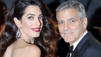Амал и Џорџ Клуни дадоа милион долари за борба против говорот на омраза