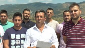 Георгиевски: Владата не планира изградба на станови за бегалци, Македонија е транзитна земја