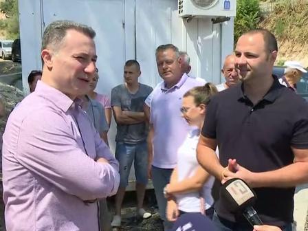 Груевски тврди дека владата назначува некомпетентни кадри