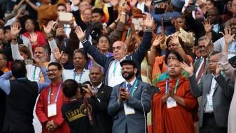 Сѐ посилни апели за мир на Корејскиот полустров