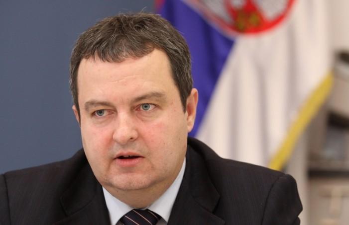 Дачиќ: Добро е што мојот предлог за поделба на Косово предизвика нервоза